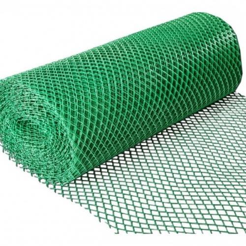 Сетка пластик. 30*30*1,5м x20мм