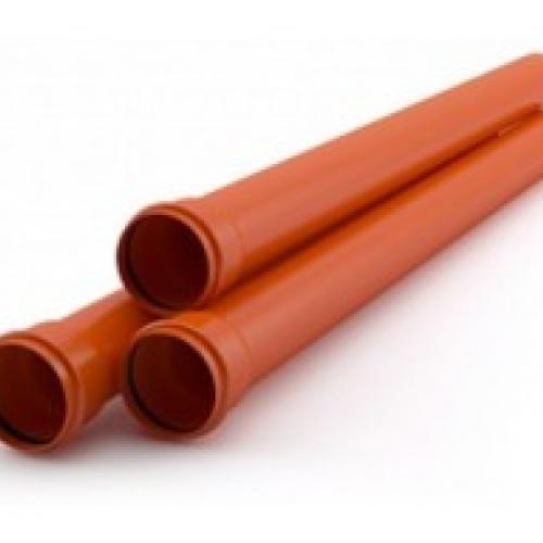 Труба с раструбом 110*1000мм