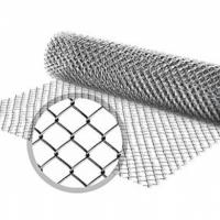 Сетка рабица оцинк. 1500*10м